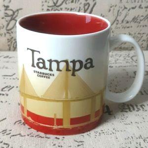Starbucks collector series Tampa mug 16 oz